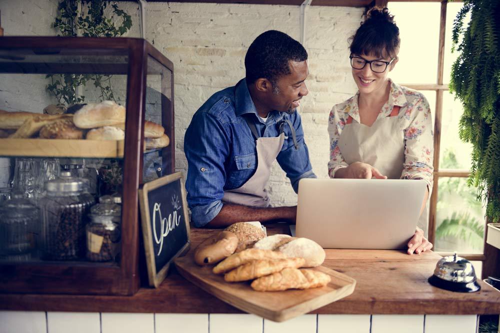 minority small-business-worker